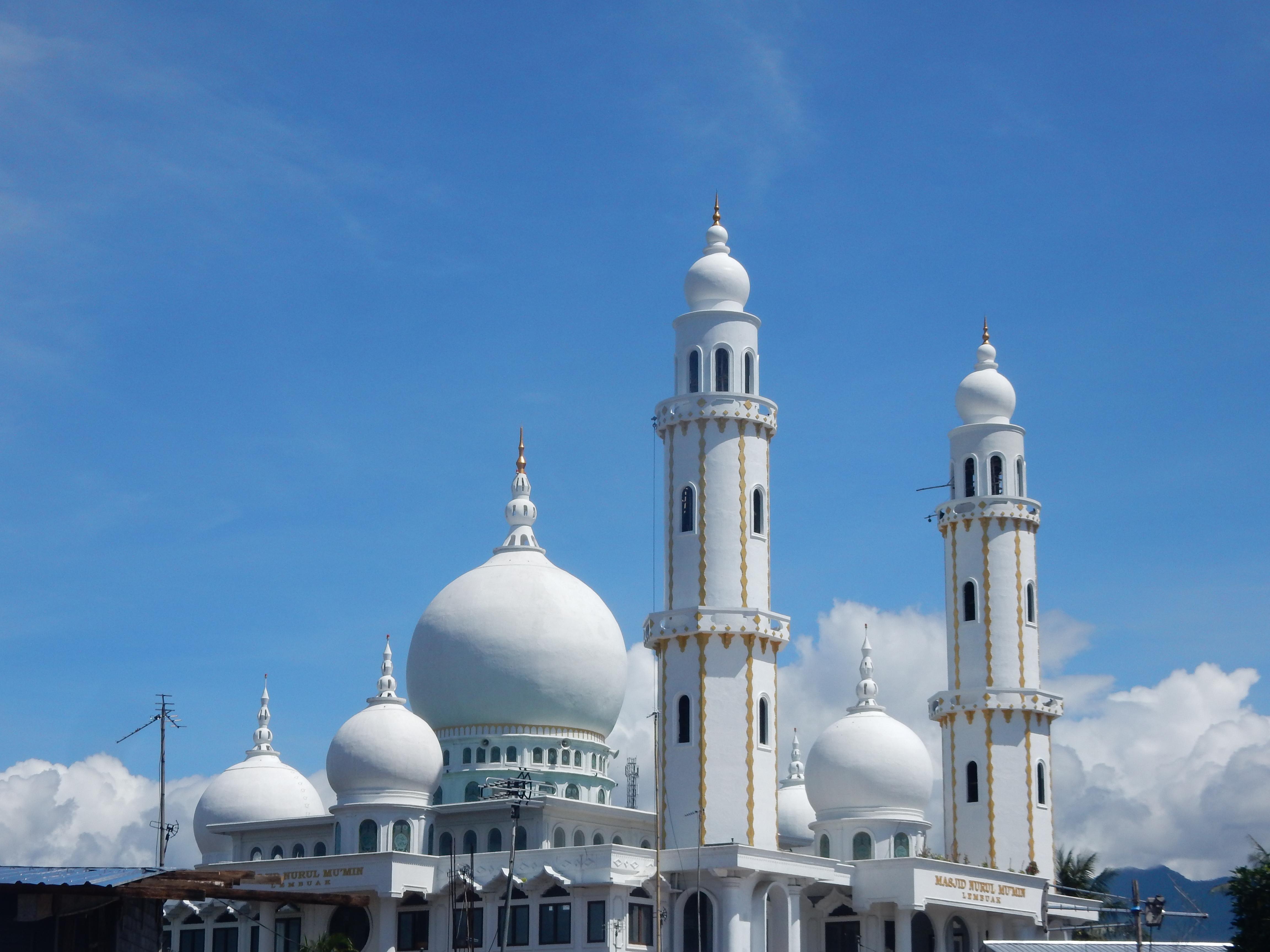 Indonésie, mosquées Lombok