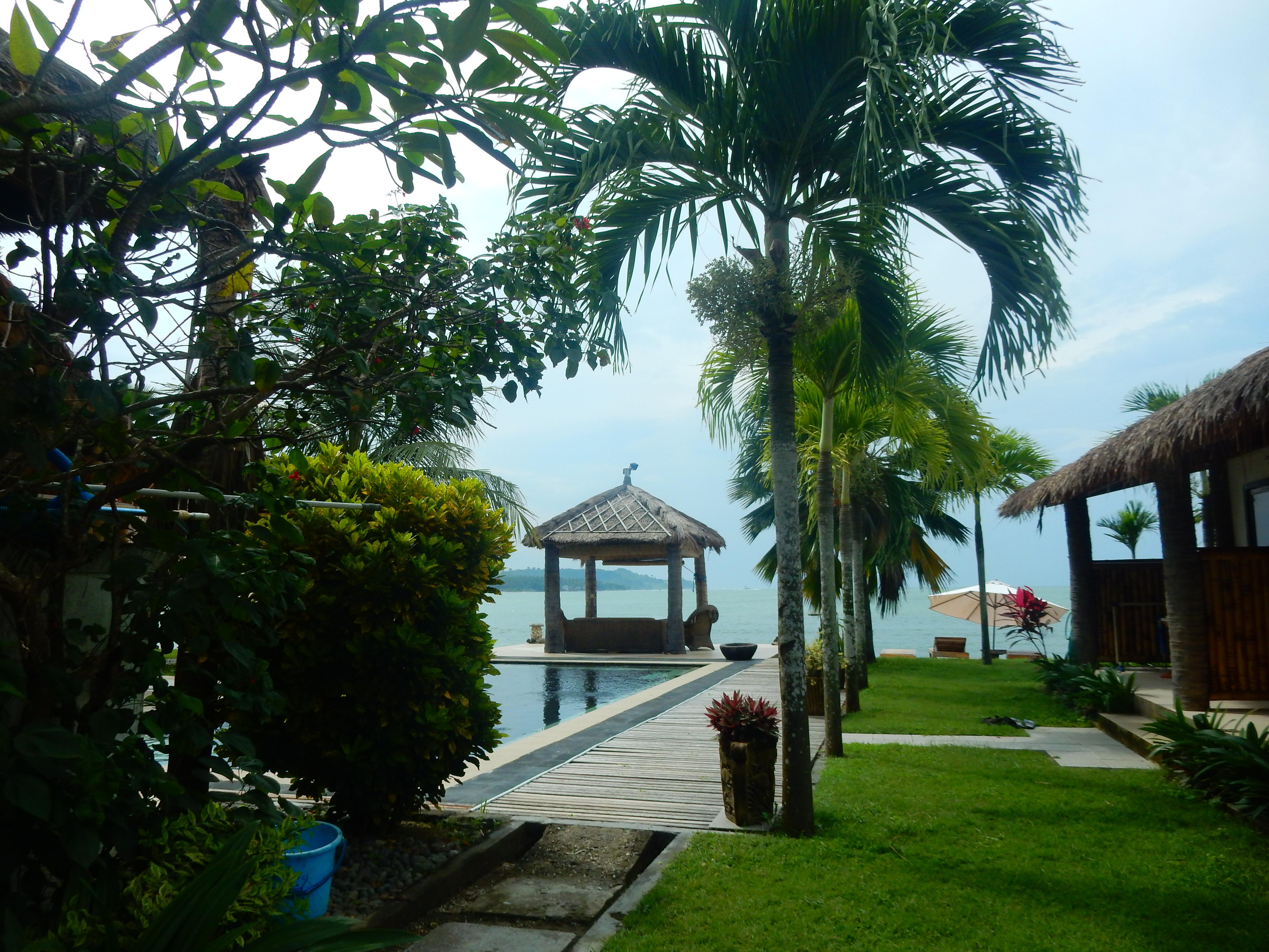 Indonésie, Hôtel Coral Palm, Lombok