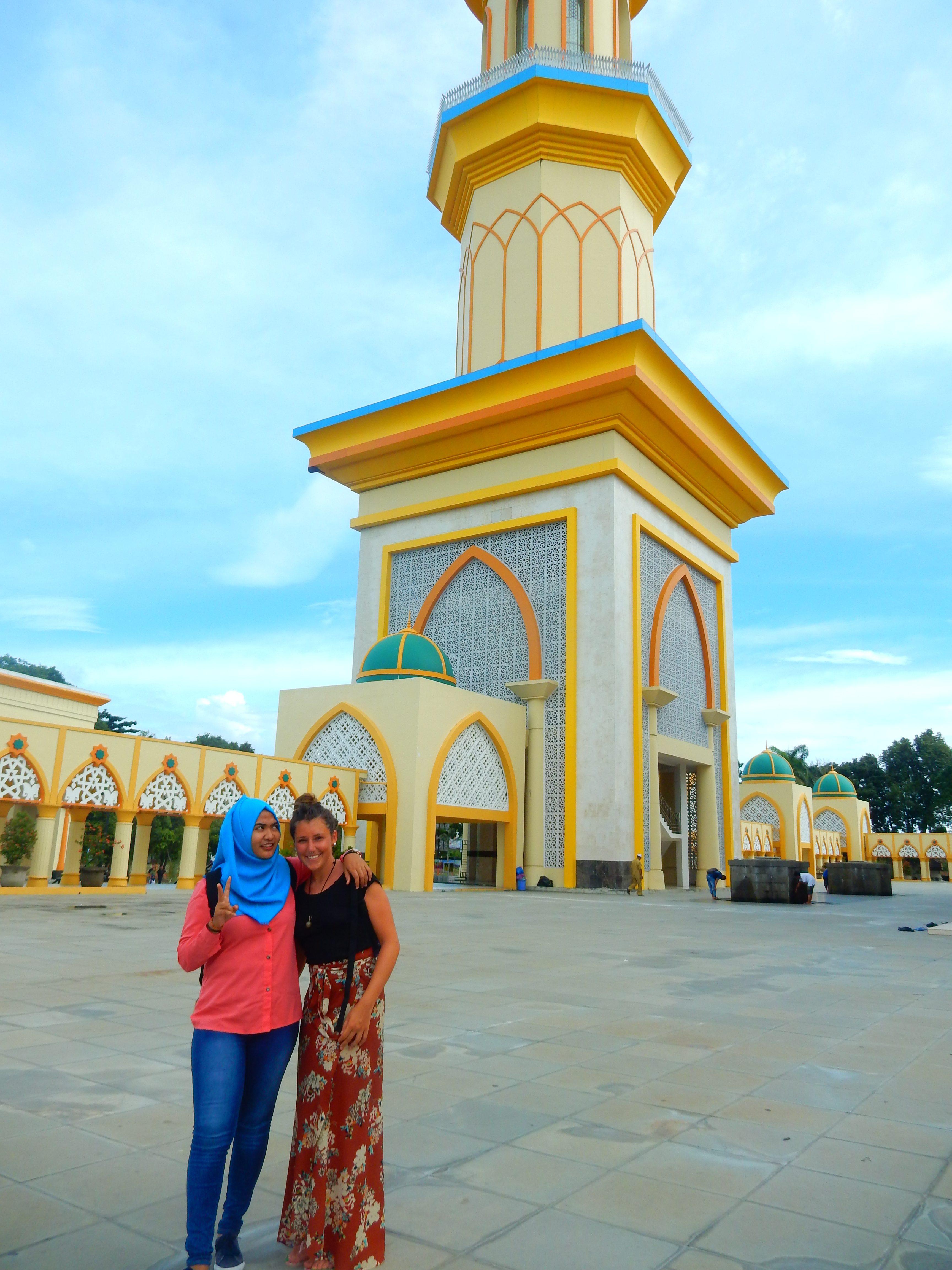 Islamic center, Lombok, Indonésie