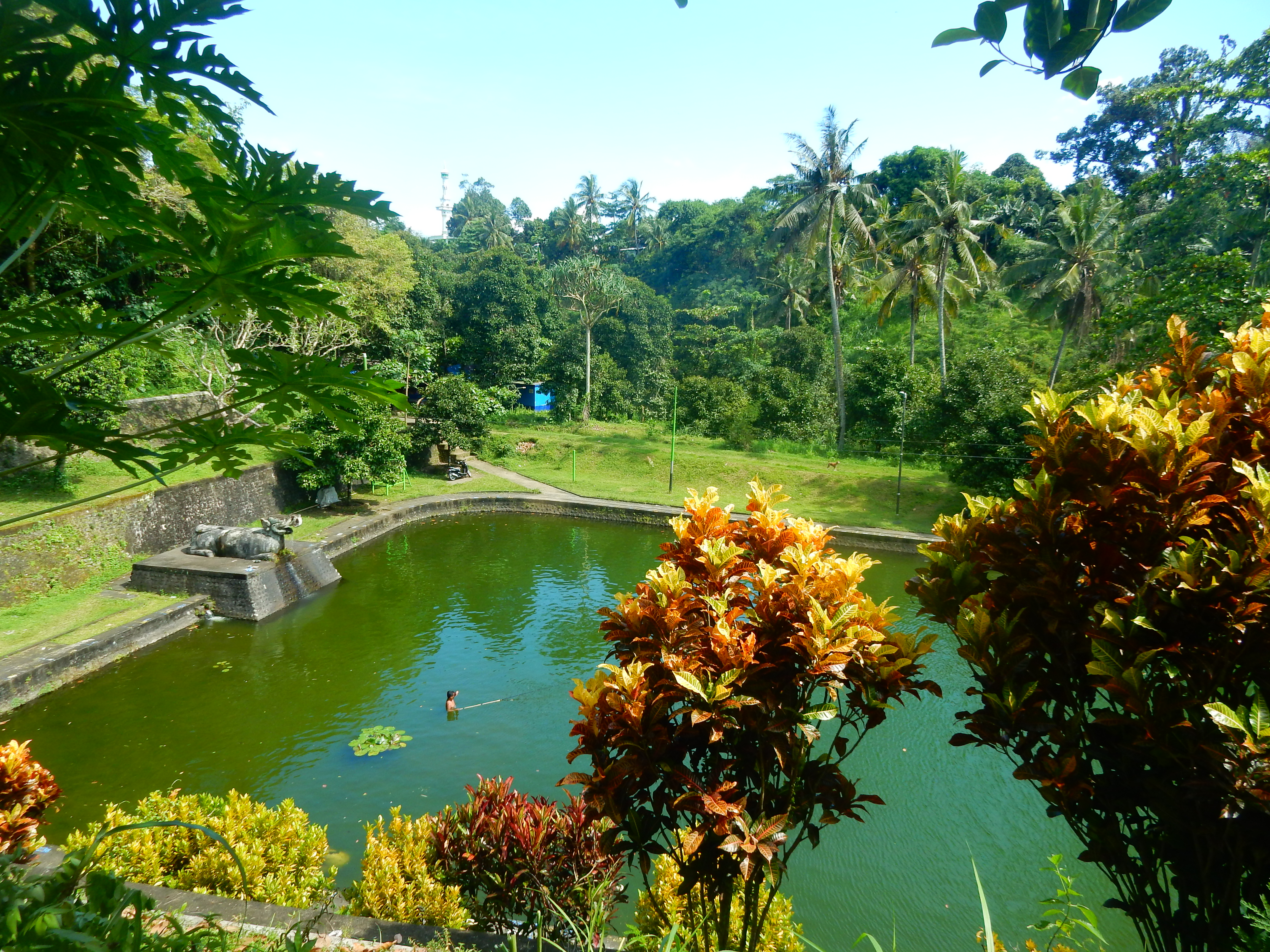 Narmada Park, Lombok, Indonésie