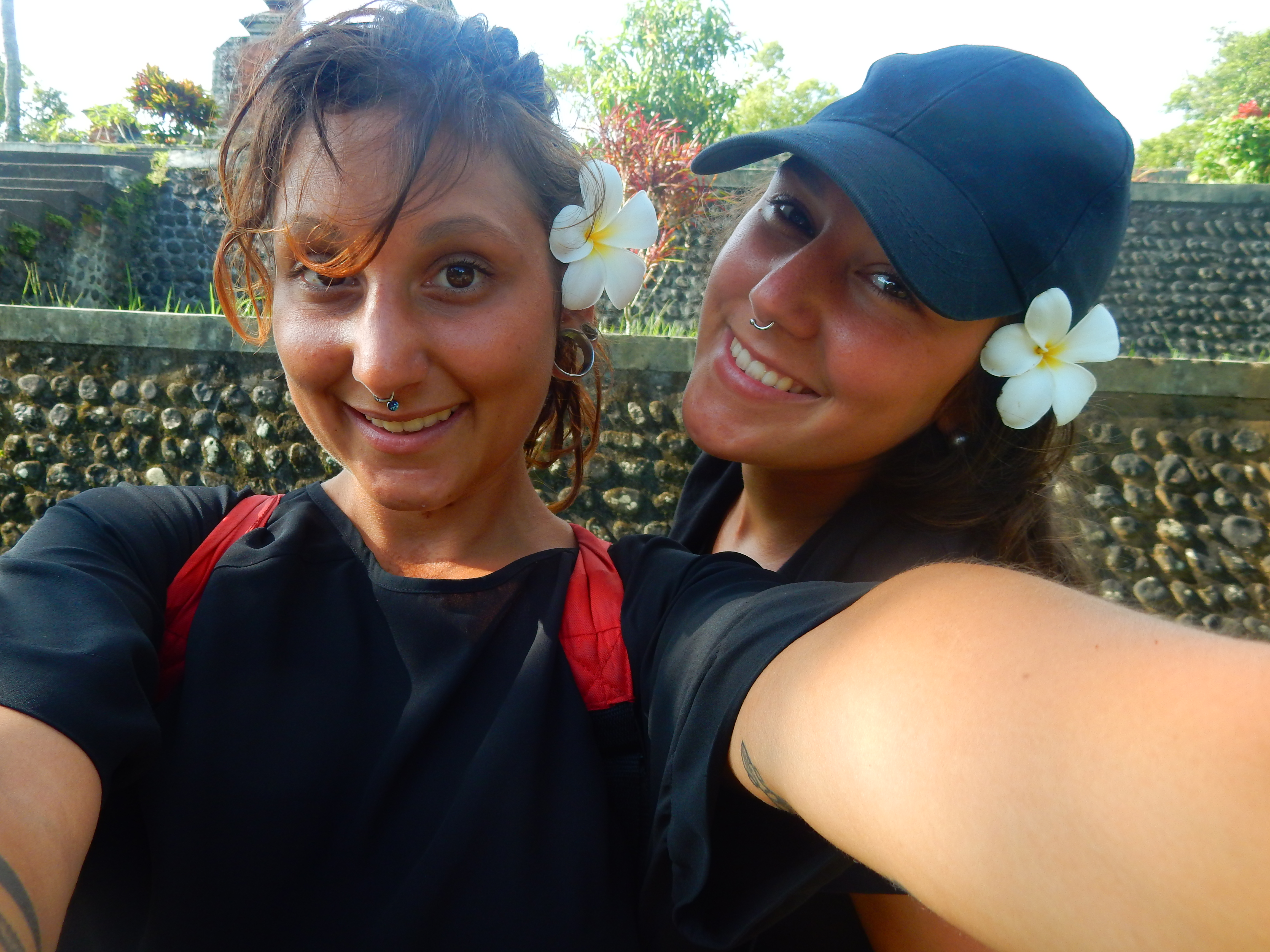 Fleurs, Narmada Park, Lombok, Indonésie
