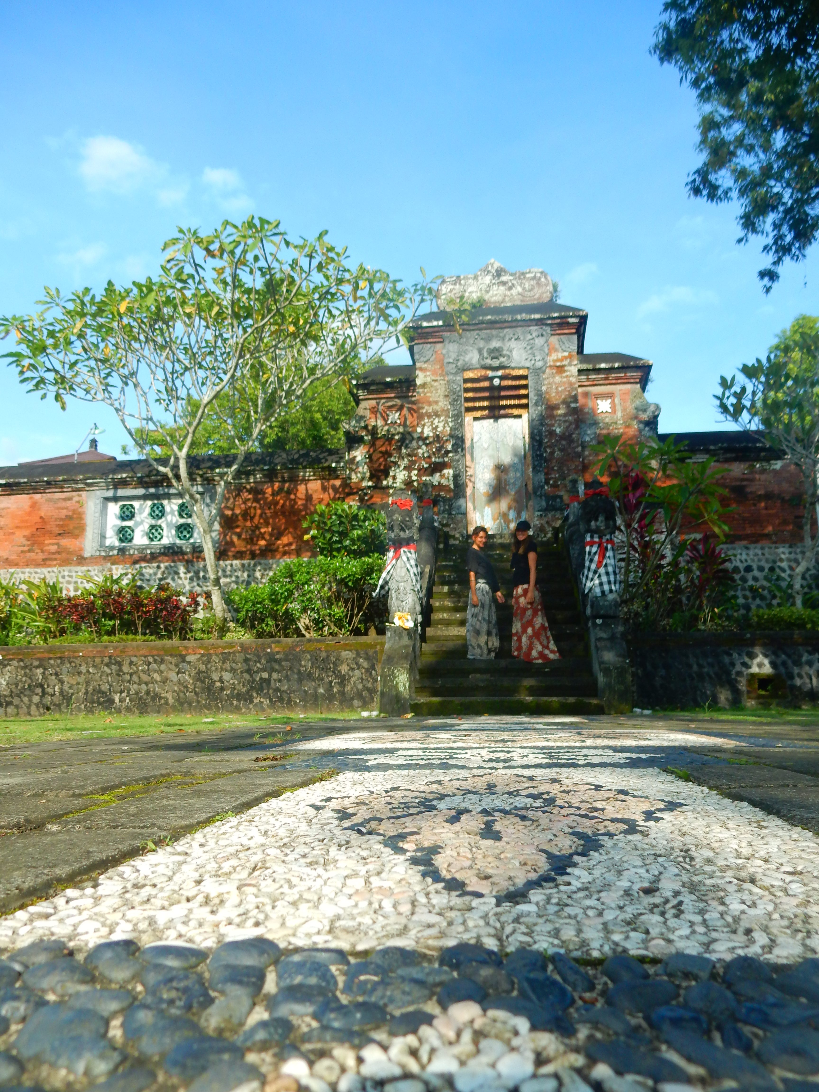 Temple Narmada Park, Lombok, Indonésie