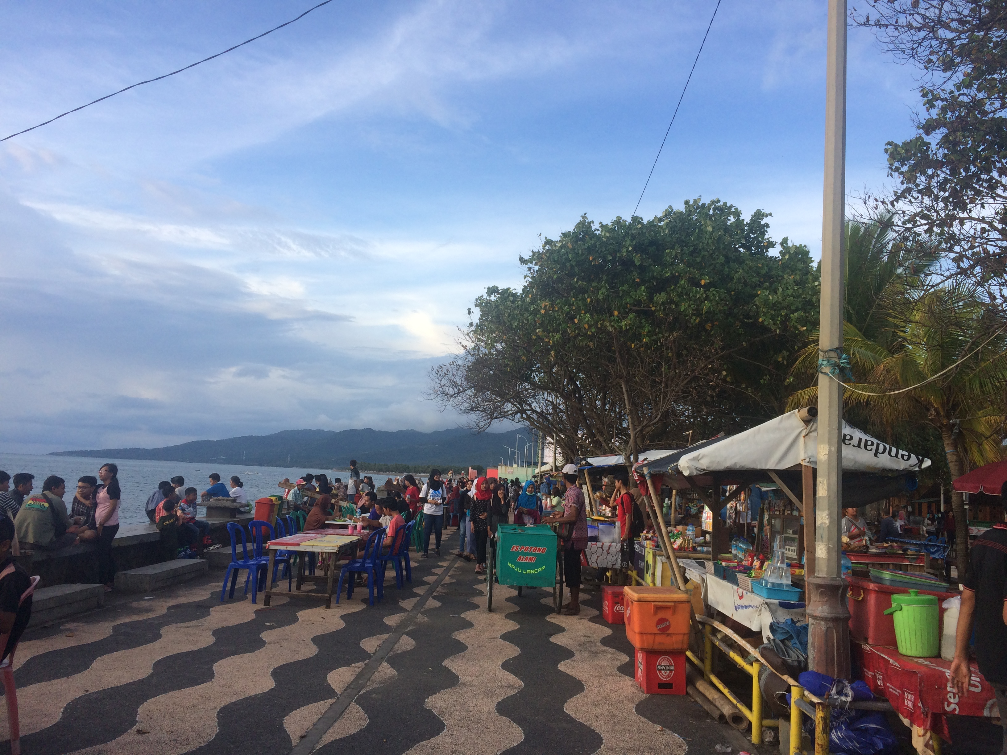 Bod de mer Mataram Lombok, Indonésie