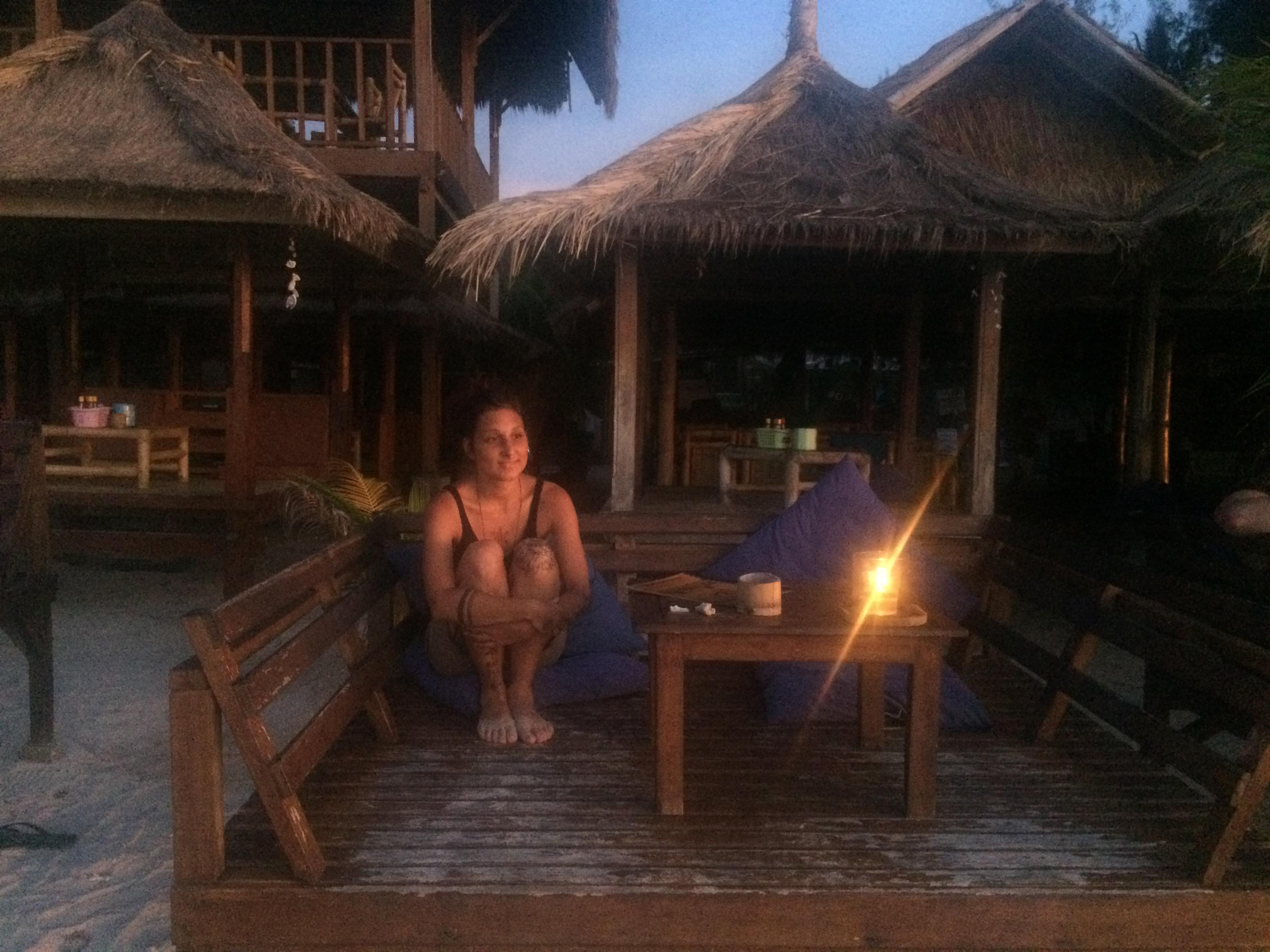 Hôtel Gili Air Matahari 1, Bord de plage, Indonésie
