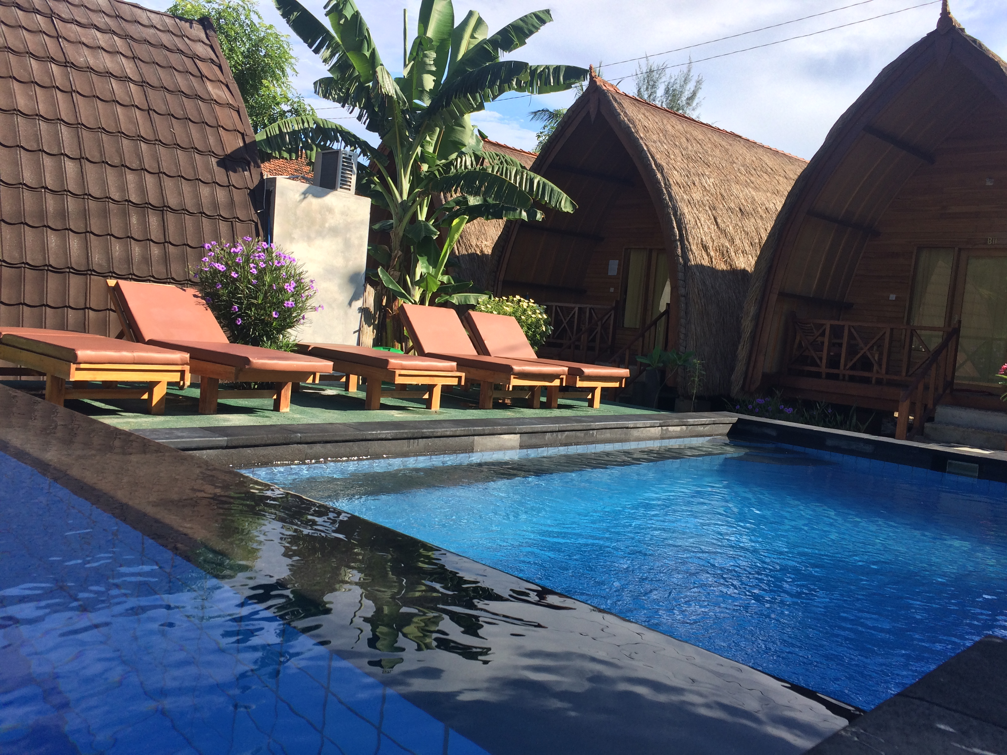 Hôtel Gili Air Piscine Matahari 1, Indonésie