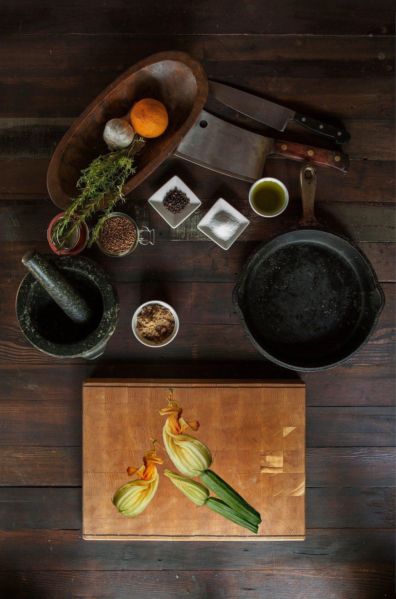 recette beignets de fleurs de courgette