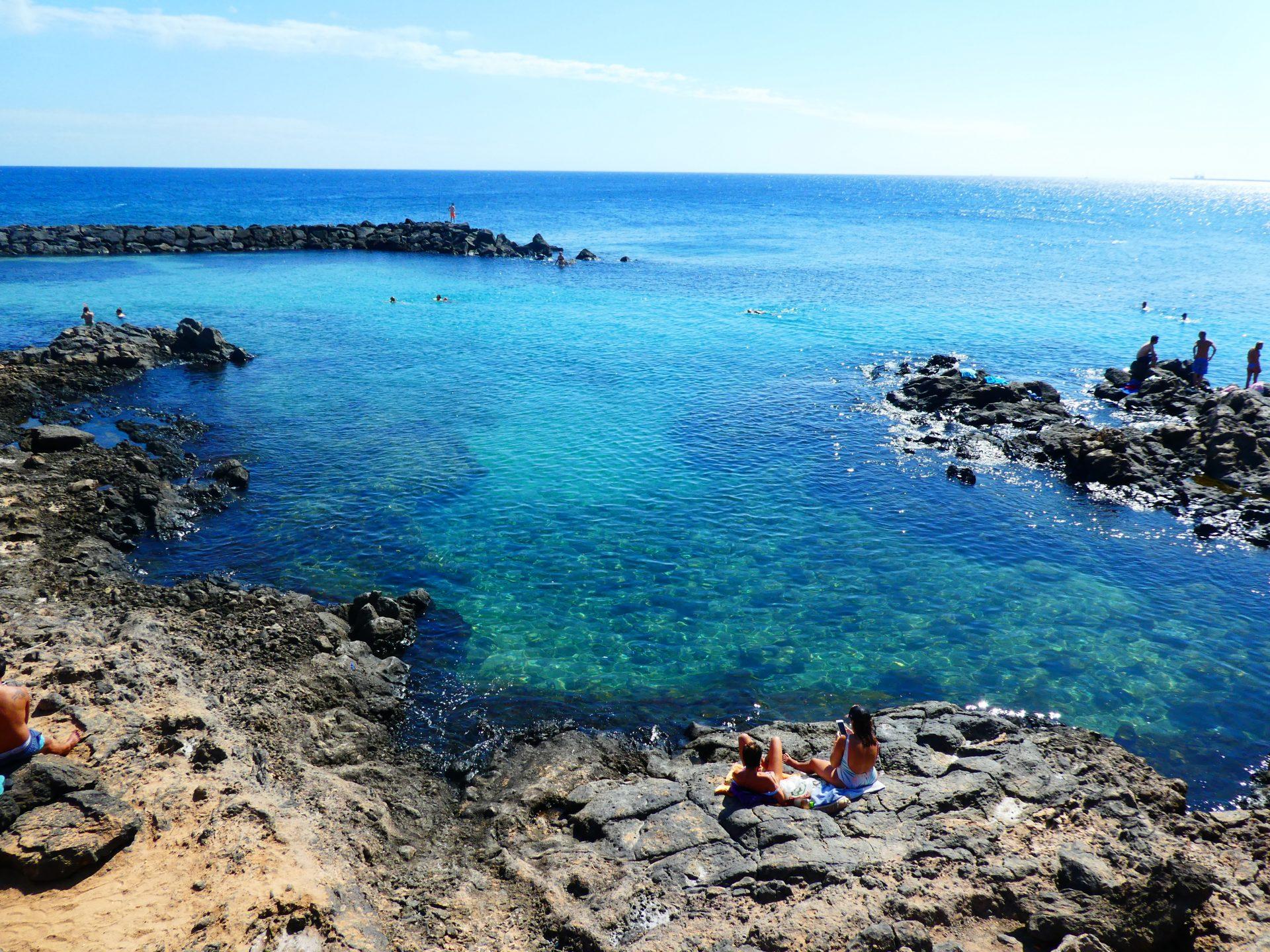 Les plus belles plages de Lanzarote, Costa Teguise