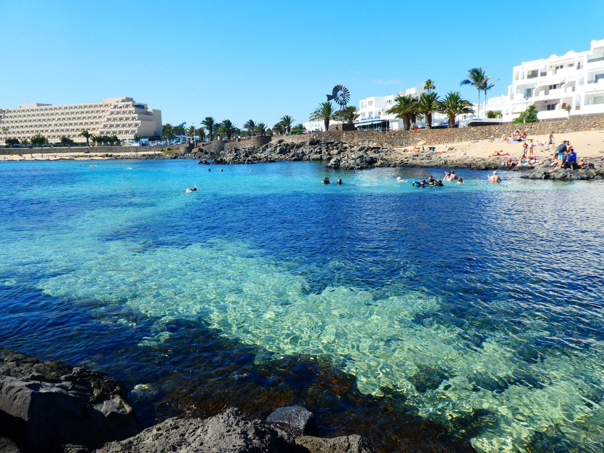 Que faire sur l'île de Lanzarote, Plage de Teguise