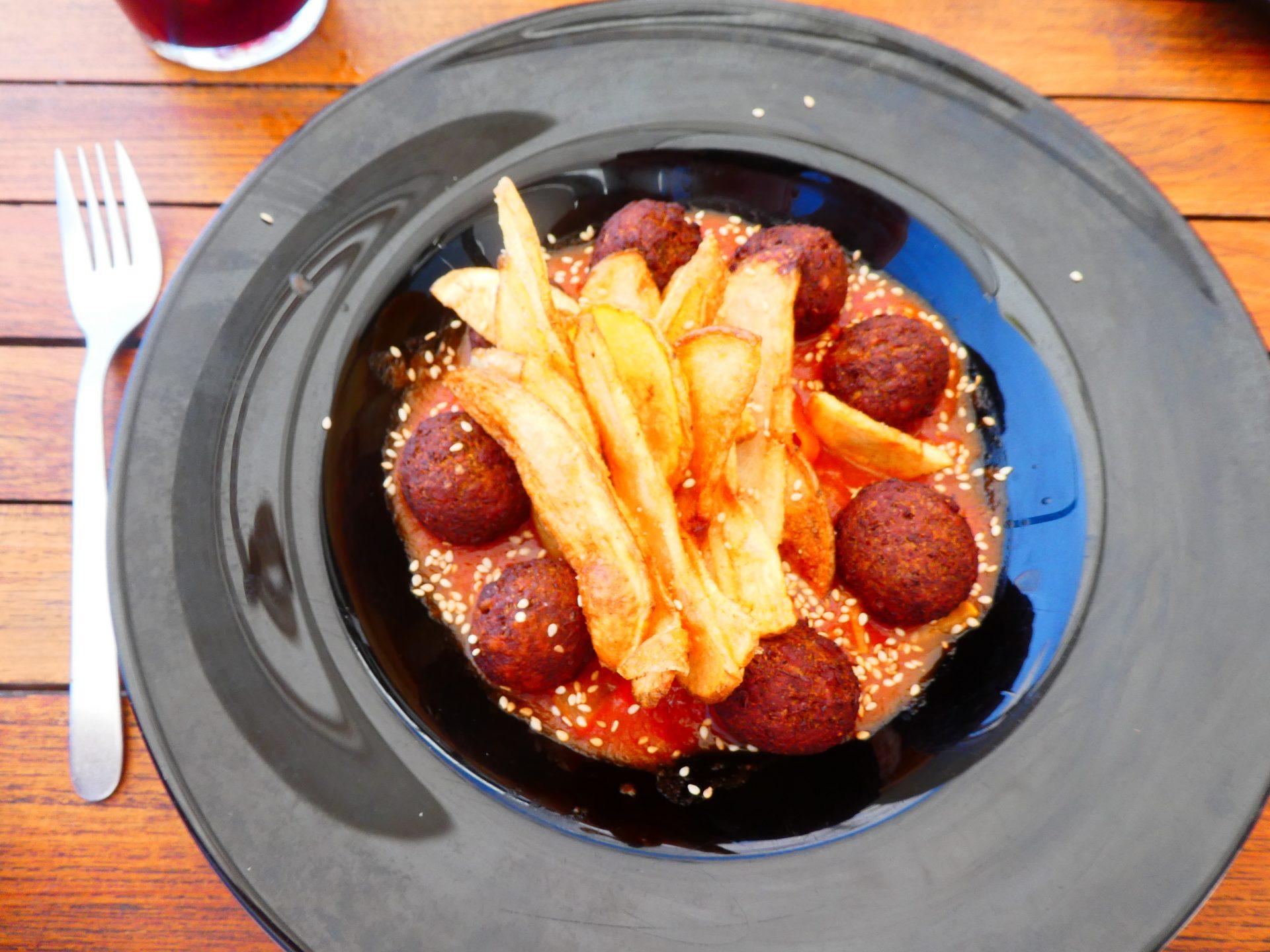 Restaurant végétarien, vegan à Famara Lanzarote, El Sibarita