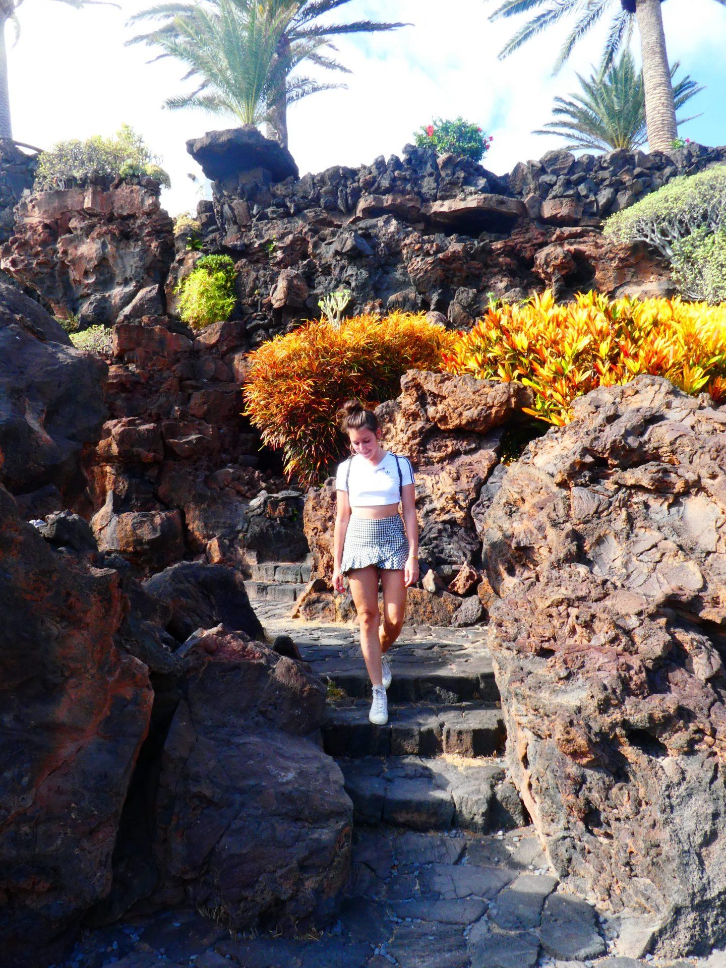 Que faire sur l'île de Lanzarote, Jameos del Agua