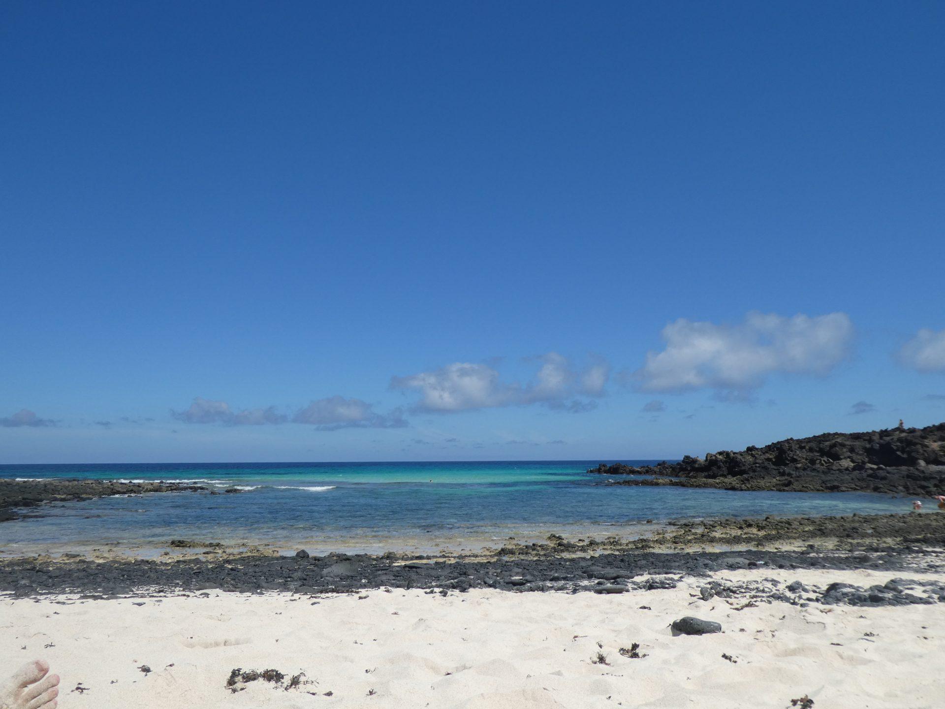 Que faire sur l'île de Lanzarote, Plage Caletones du nord