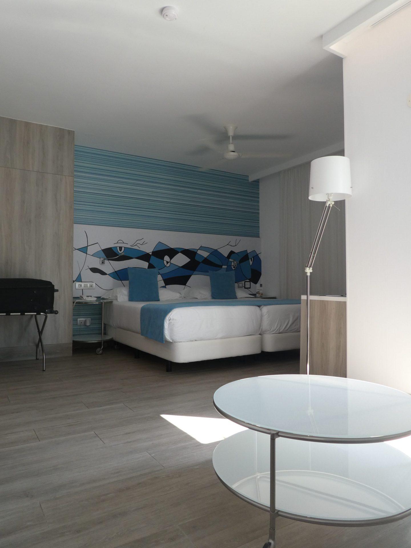 Hôtel Elba Lanzarote, lit suites premium