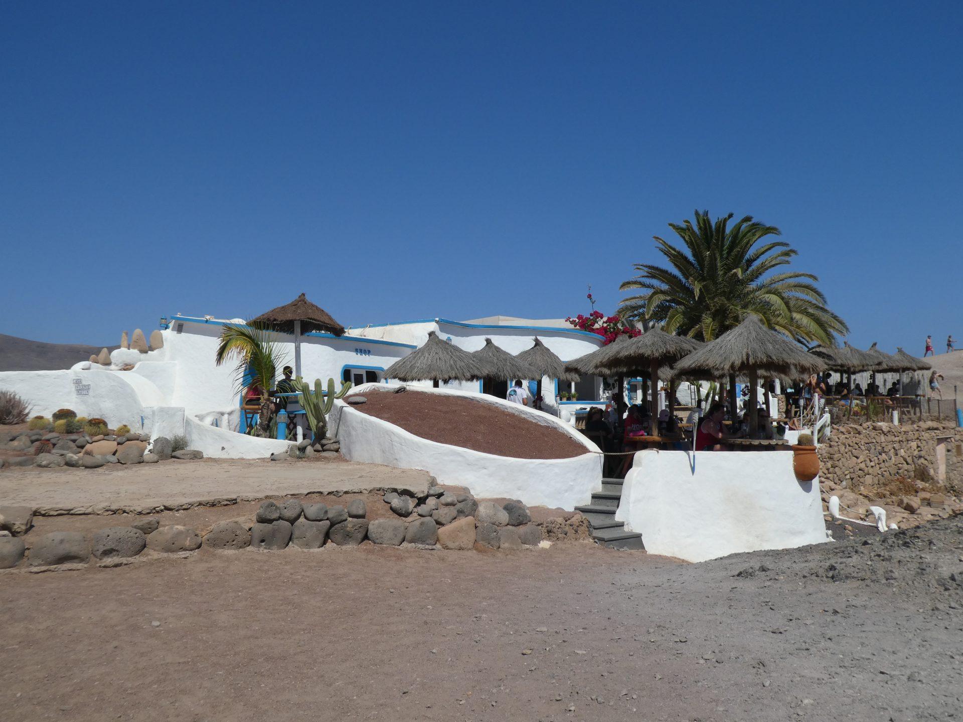 Les plus belles plages de Lanzarote, playa de Papagayo