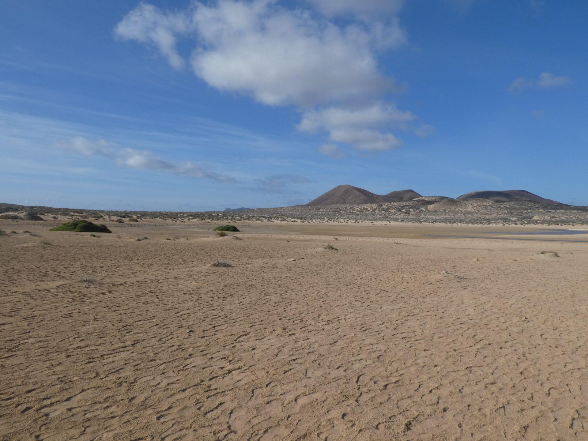 Les plus belles plages de l'île de Lanzarote, les plages de l'île de la Graciosa