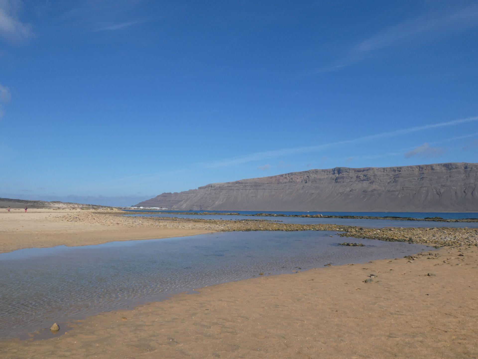 Que faire sur l'île de Lanzarote, visiter l'île de la Graciosa