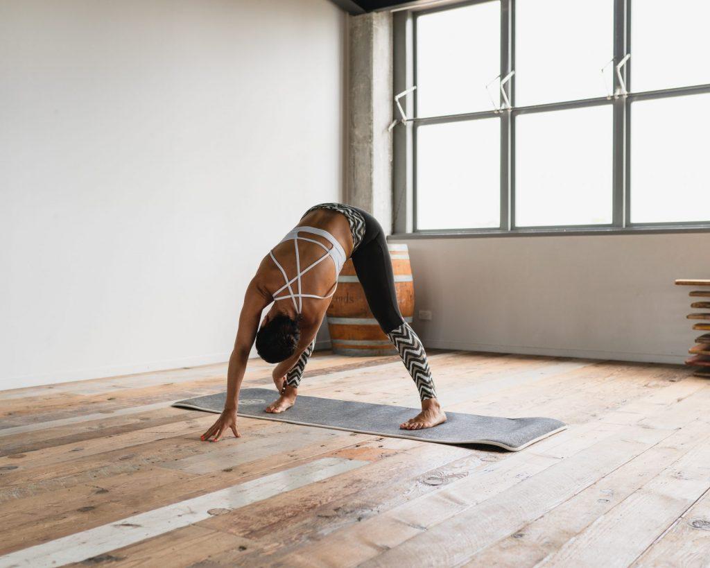 Epaisseur d'un tapis de yoga