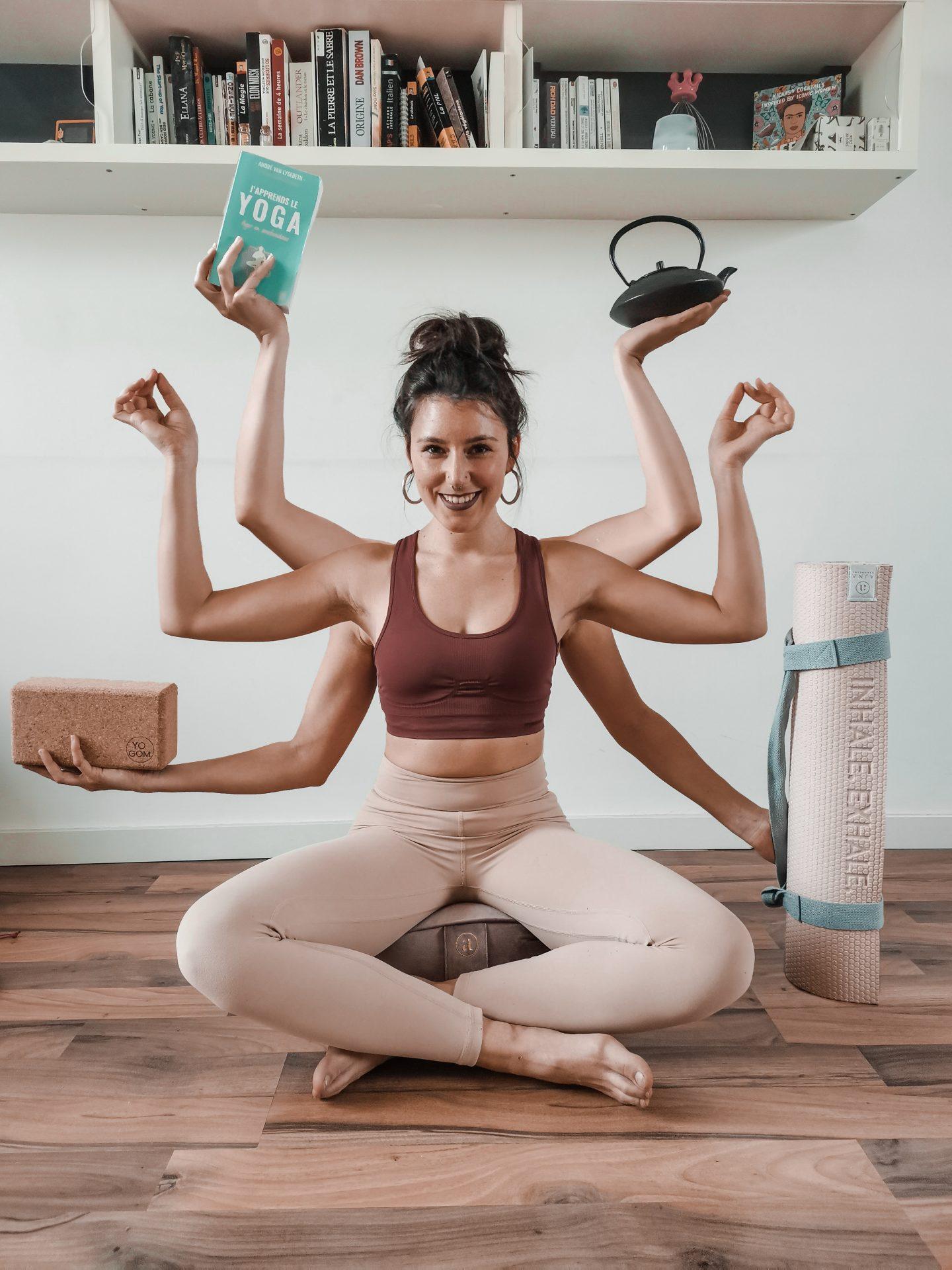 Tous les secrets du yoga