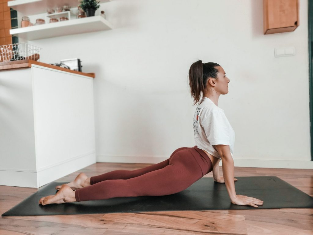 Head Up Dog Posture Urdhva Mukha Svanasana