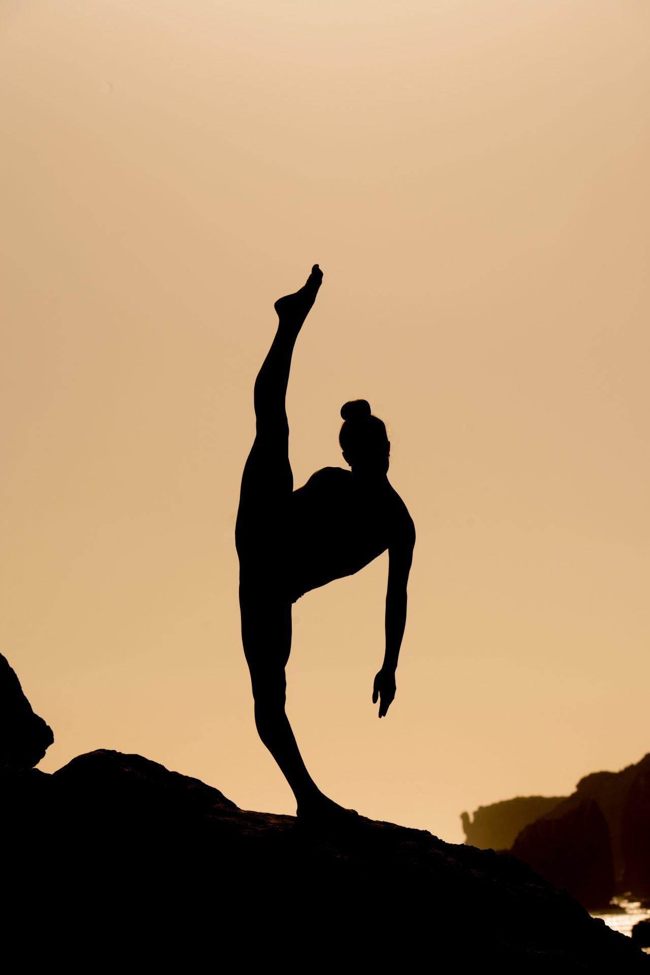 Grand écart et souplesse : yoga le soir