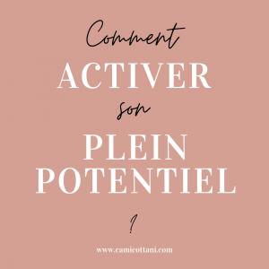 Activer Plein Potentiel