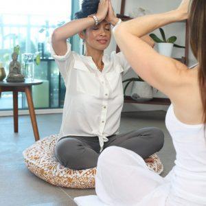 Classe yoga privée
