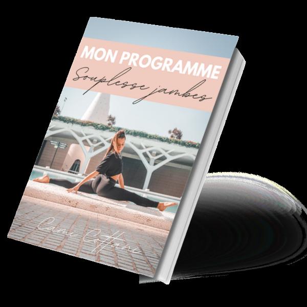 Programme yoga Souplesse jambes
