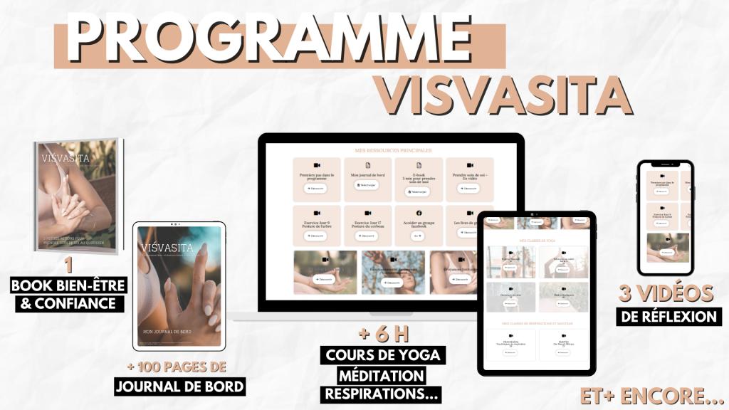 Programme Yoga Visvasita